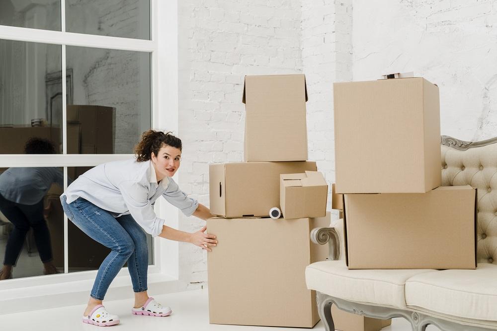 Self stockage Quimper - Box de stockage pendant un déménagement à Quimper